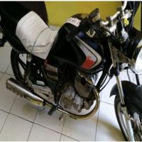 Pemda Muratara Lot 43: Sepeda Motor Merk Suzuki Type Thunder 125, Tahun 2005, Tanpa Nopol