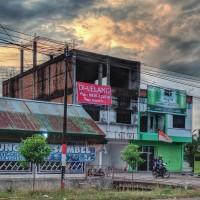 2 bidang tanah dalam 1 hamparan SHM No 938 dan 939 terletak di Musi Rawas, Sumatera Selatan
