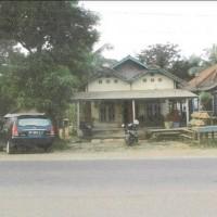 Mandiri Palembang: Tanah & Bangunan Luas 241M2, SHM No. 99, Terletak di Jl. Lintas Prabumulih-Muara Enim, Belimbing, Muara Enim, Sumsel