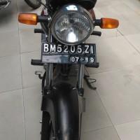 BPR Sarimadu: m. 1 (satu) unit Kendaraan Roda 2 (dua) Honda Mega Pro GL 160 D, Tahun 2009, Nomor Polisi BM 5205 ZI