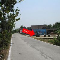 PT. Bank Mandiri; 2 bidang tanah berikut bangunan dijual satu paket SHM No.2918&SHM No. 1546 di Desa/Kel.Jirapan, Kec.Masaran, Kab.Srage