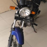 BPR Sarimadu: g. 1 (satu) unit Kendaraan Roda 2 (dua) Honda Mega Pro GL 160 D, Tahun 2007, Nomor Polisi BM 6914 ZB