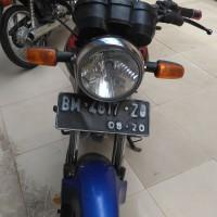 BPR Sarimadu: e. 1 (satu) unit Kendaraan Roda 2 (dua) Honda Mega Pro GL 160 D, Tahun 2010, Nomor Polisi BM 4617 ZO