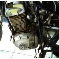 Pemda Muratara Lot 47: Scrap Metal (Besi Tua) Eks Kendaraan Bermotor Roda Dua Suzuki Thunder 125 tanpa Nomor Polisi