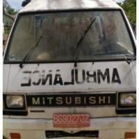 Pemda Muratara Lot 50: Bermotor Roda Empat, Merk Mitsubishi Tipe L300, Tahun 2003, Nomor Polisi BG 9027 GZ