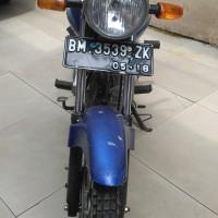 BPR Sarimadu: j. 1 (satu) unit Kendaraan Roda 2 (dua) Honda Mega Pro GL 160 D, Tahun 2008, Nomor Polisi BM 3539 ZK