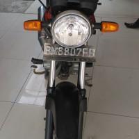 BPR Sarimadu: k. 1 (satu) unit Kendaraan Roda 2 (dua) Honda Mega Pro GL 160 D, Tahun 2008, Nomor Polisi BM 6807 FB