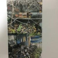 1 Paket Scrap Eks Kendaraan pada Polda Metro Jaya