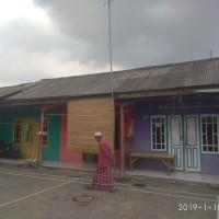 Sebidang tanah seluas 411 m2 berikut bangunan di RT.02 RW.02, Kel./Desa Karang Raharja, Cikarang Utara, Kab. Bekasi SHM No. 880