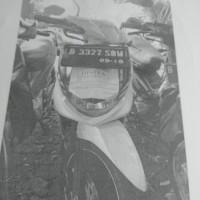 KPP KEBATORAN BARU DUA-1 (satu) unit Motor Yamaha 1KP AT, Tahun 2014, Warna Putih, Isi Silinder 113 cc, No. Pol. B 3327 SOW