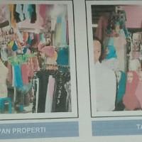 (Bank Muamalat) Bangunan luas 8 m2 SHMASRS blok R-4 di Ambon Plaza lt. I, Jl. Sam Ratulangi, Sirimau, Ambon