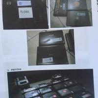 1 (satu) Paket Barang Inventaris kantor milik Kantor BP-PAUD dan Dikmas Kalsel