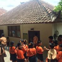 1 (satu) unit Rumah Negara Golongan III Type C Permanen Th. 1983 Luas 52,44 m2 (BPKAD Kota Denpasar)