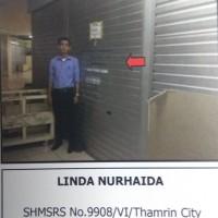 BRI Palmerah-SHMSRS No. 9908/VI/Thamrin City ; Pusat Perdagangan Thamrin City