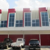 PT Bank Papua: tanah&Bangunan SHM No. 2606 luas 88 m2, di Jl. Barito No. 81 A, Kel. Mlatiharjo, Kec. Semarang Timur, Kota Semarang