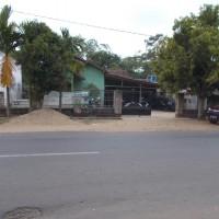 BSM(2): Tanah & Bangunan, LT 782 m2 LB 162 m2, SHM No.198, Di Kelurahan Rejo Mulyo, Kota Metro