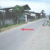 Lelang Eksekusi Ps. 6 UUHT PT Bank Mandiri : T/B L 1.235 m2 SHM No. 3702/Rengas Pulau - Medan