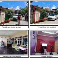 Tanah SHM 04743, luas 112  m² berikut bangunan, di Desa/Kel JENETALASA Kec PALANGGA Kab GOWA (PNM)