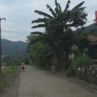 Sebidang tanah seluas 257 m2, berikut bangunan SHM No.324  Desa Sukasari, Kecamatan Kaduhejo, Kabupaten Pandeglang