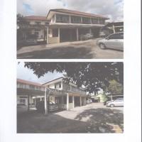 1 (satu) Paket Bangunan untuk Dibongkar (Kanwil Kementerian Hukum dan HAM Bali melalui Kantor Imigrasi Kelas I TPI Denpasar)