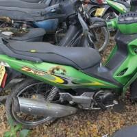 46. Pemkot: 1 (satu) unit sepeda motor Kawasaki  AN130C tahun 2005 Nopol DR 2894 AK