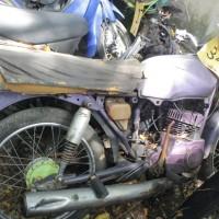 34.Pemkot: 1 (satu) unit sepeda motor Suzuki TRS tahun 1991 Nopol DR 2193 DL