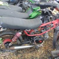 35. Pemkot: 1 (satu) unit sepeda motor Honda Win tahun 1995 Nopol DR 2411 AK