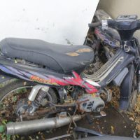 38. Pemkot: 1 (satu) unit sepeda motor Yamaha V110E tahun 1994 Nopol DR 2284