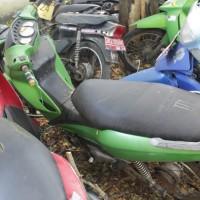 50. Pemkot: 1 (satu) unit sepeda motor Kawasaki AN 130B tahun 2005 Nopol DR 2888 AK