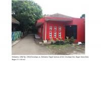BRI Bogor Pajajaran_5: Tanah + bgn rumah tinggal SHM No 1392/Cimahpar, LT.114 m2, terletak di Kel. Cimahpar Kec. Bogor Utara Kota Bogor