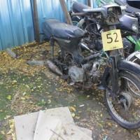 52. Pemkot: 1 (satu) unit sepeda motor Honda Astrea tahun 2001 Nopol DR 2043 AK