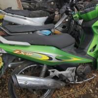 60. Pemkot: 1 (satu) unit sepeda motor Kawasaki AN 130B tahun 2005 Nopol DR 2889 AK