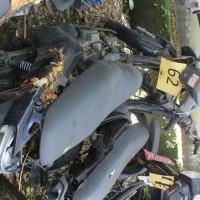 62. Pemkot: 1 (satu) unit sepeda motor Suzuki Shogun  FD 110 tahun 2001 Nopol DR 2465 AK