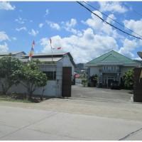 3 bidang tanah luas 10.130 m2 berikut kantor dan gudang terletak di Kel. Wai Mhorock, Kec. Abepura, Kota Jayapura