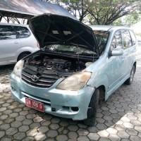 1 (Satu) unit Toyota Avanza 1.3 G M/T, Nopol DN 106 G, Tahun Pembuatan 2008 Tidak Disertai STNK PEMDA 27
