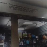 BRI: 1 (satu) buah bangunan (kios), di Jl. ITC BSD, Jl. Pahlawan Seribu, Lantai UG Blok C2 Nomor 6, Kota Tangerang Selatan