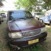 Pemda Seruyan (Lot  4) : 1 (satu) unit kendaraan roda empat  Merk/Type Toyota Kijang  No. Pol. KH 33 PU Tahun 2003, (Dokumen : STNK)