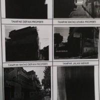BRI Cilacap: 2 bidang tanah dijual sepaket, SHM No1984 L 262 m2 & SHM No1985 L220 m2, di Kel Sidakaya, Kec Cilacap Selatan, Kab Cilacap