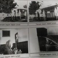 BRI Cilacap: Sebidang tanah, SHM No.1470, luas ±192 m2, berikut bangunan di Kelurahan Gunungsimping, Kec Cilacap Tengah, Kab Cilacap