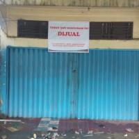 1 bidang tanah luas 239 m2 berikut ruko di Desa/Kel Hinekombe, Kecamatan Sentani, Kabupaten Jayapura