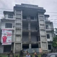 1 bidang tanah luas 653 m2 berikut bangunan hotel di Kelurahan Vim, Kecamatan Jayapura Selatan, Kota Jayapura