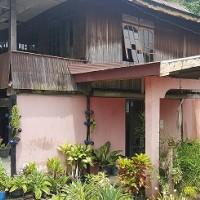 BRI Majene : Tanah seluas 629 M2, SHM No.96, berikut bangunan diatasnya terletak di Kel/Desa Kabiraan, Kecamatan Malunda, Majene