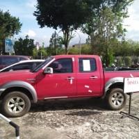 1 (satu) unit mobil For Ranger Doble Cabin, Tahun 2008, Nomor Polisi DP 8862 GC, terletak di KPP Pratama Palopo