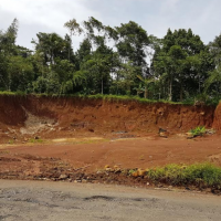 Sebidang tanah seluas 1.789 m2 SHM No. 00207/Tegalwangi  di Desa Tegalwangi Kec. Menes Kab. Pandeglang, Prov. Banten