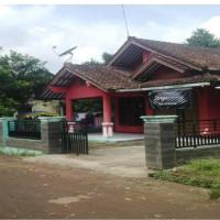 Sebidang tanah luas 816 m2 berikut bangunan SHM No. 750 di Desa. Sukamanah Kec. Banjar Kab. Pandeglang