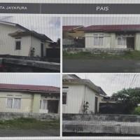BNI KC Jayapura: 1 bidang tanah luas 135 m2 berikut bangunan diatasnya, terletak di Kp. Karang Senang, Distrik Kuala Kencana, Kab. Mimika