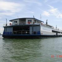 KPP Madya Palembang: Satu unit Kapal Isap Produksi Timah/KIP Nusantara Jaya Abadi 2, 2010 Pst, No. 6042/L, (Dokumen Asli tidak dikuasai)