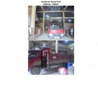 1 unit dump truck Nopol DS 9602 SS Merek Toyota Type WU340R, 2005, Warna Merah terletak di Kab Sorong Selatan