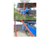 1 unit dump truck No Pol DS 9001 SS, Merek Toyota Type WU340R Tahun 2005, Warna Biru, terletak di Kab Sorong Selatan