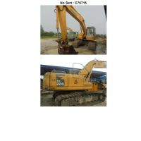 1 unit Alat Berat Komatsu Hydraulic Excavator PC 200-7, An. PT. SORSEL terletak di Kab Sorong Selatan
